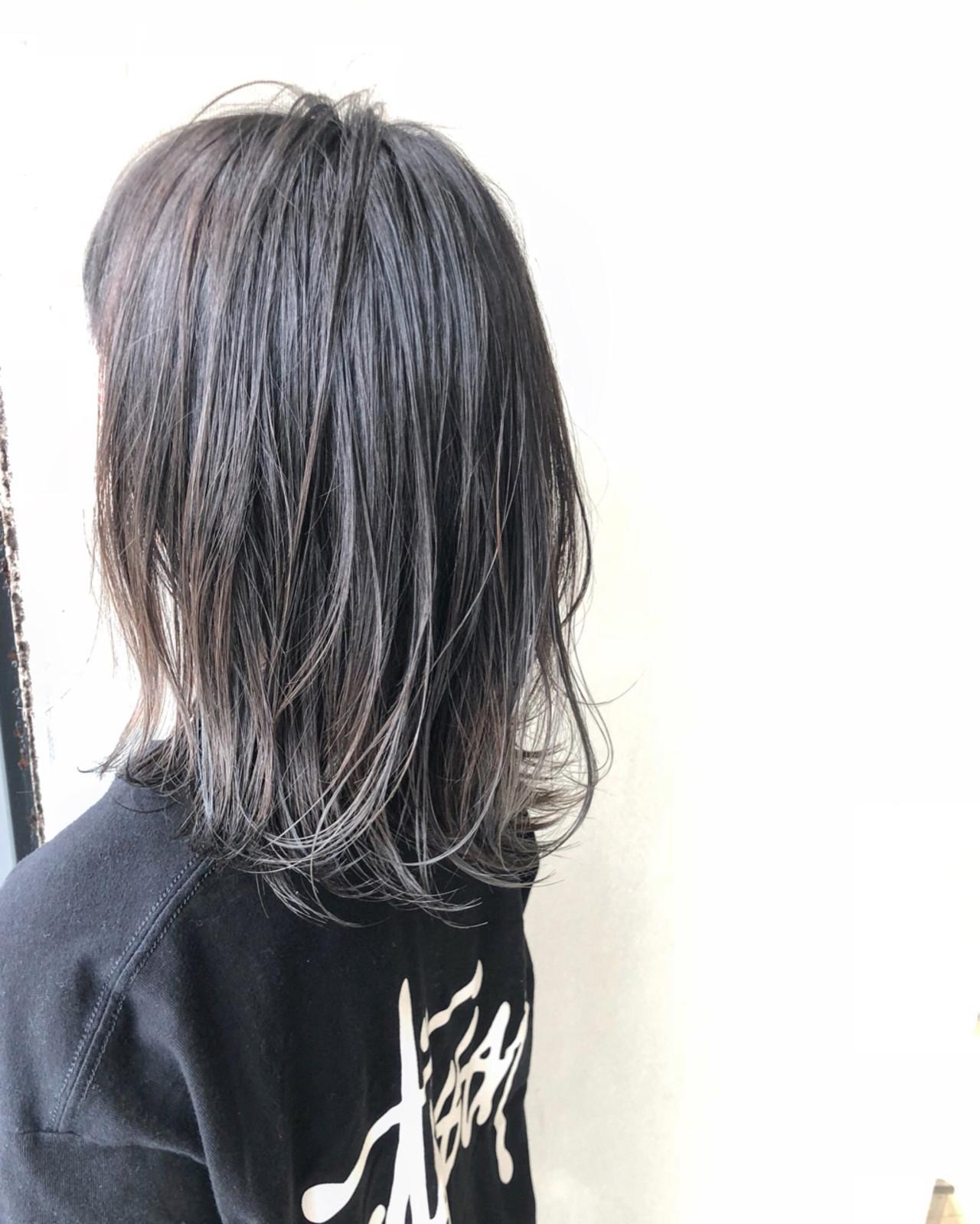 シルバー(銀)for アッシュ系