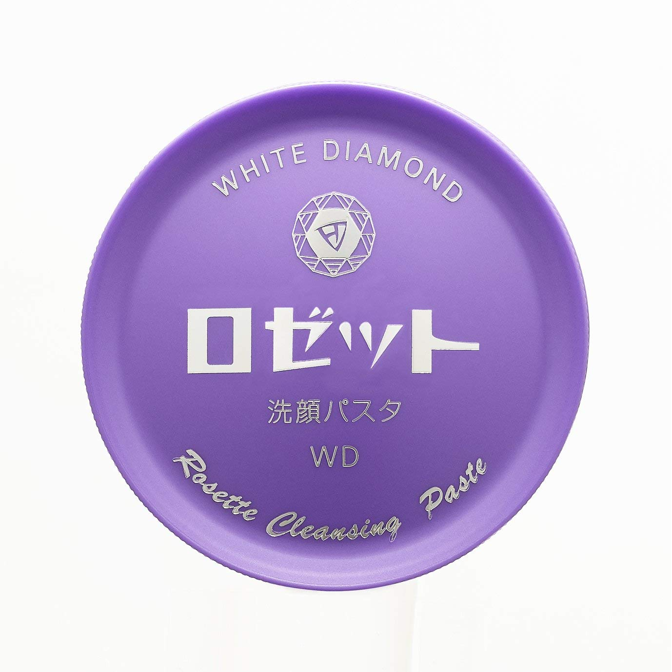 ロゼット洗顔パスタ ホワイトダイヤ 90