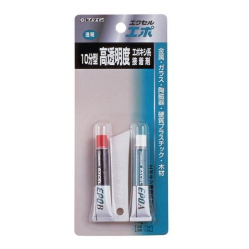セメダイン 金属・ガラス用エポキシ系接着剤