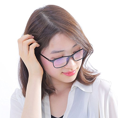 PENGIN PC 偏光 サングラス PCメガネ ブルーライト カット ケース&眼鏡拭きセット