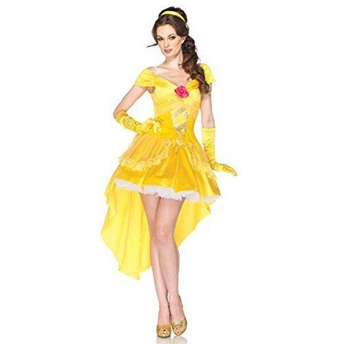 プリンセス ワンピース ドレス 手袋付き コスチューム