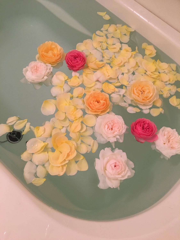 お風呂でできるおまじない