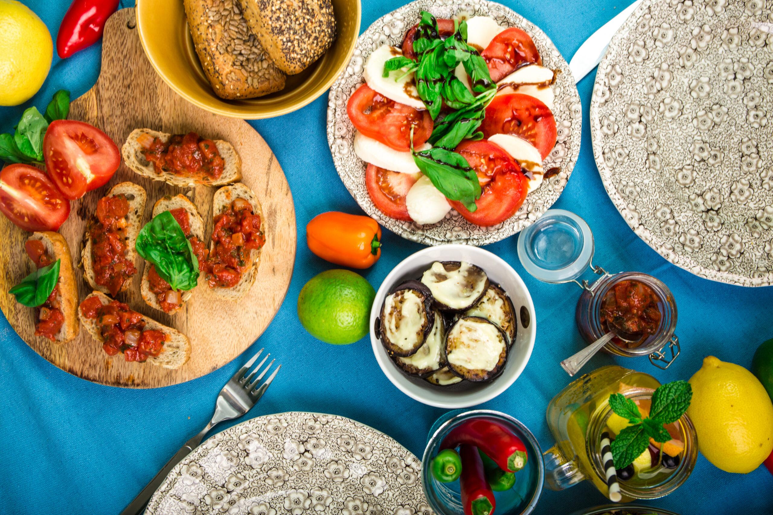 STEP7:栄養バランスを考えた食事を