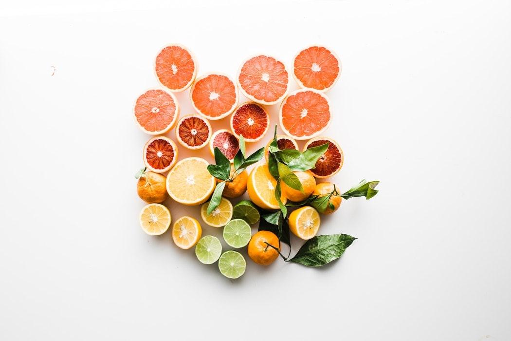 フルーツ・植物成分で肌に優しい