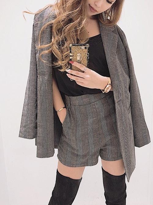 化粧×ファッション