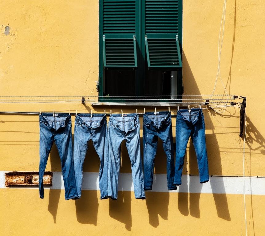 """来年も着るための服の""""洗濯法"""""""