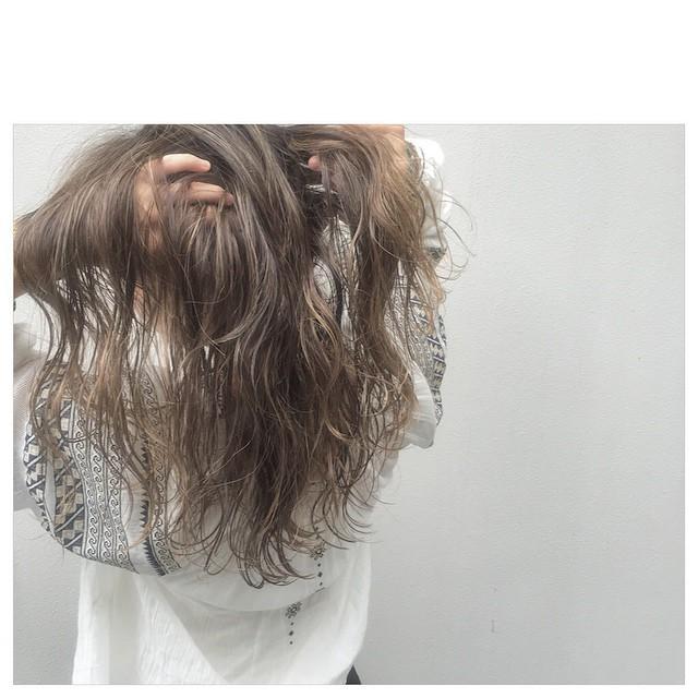 条件その1:綺麗な髪