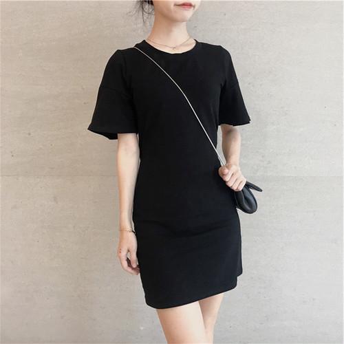 Back design dress