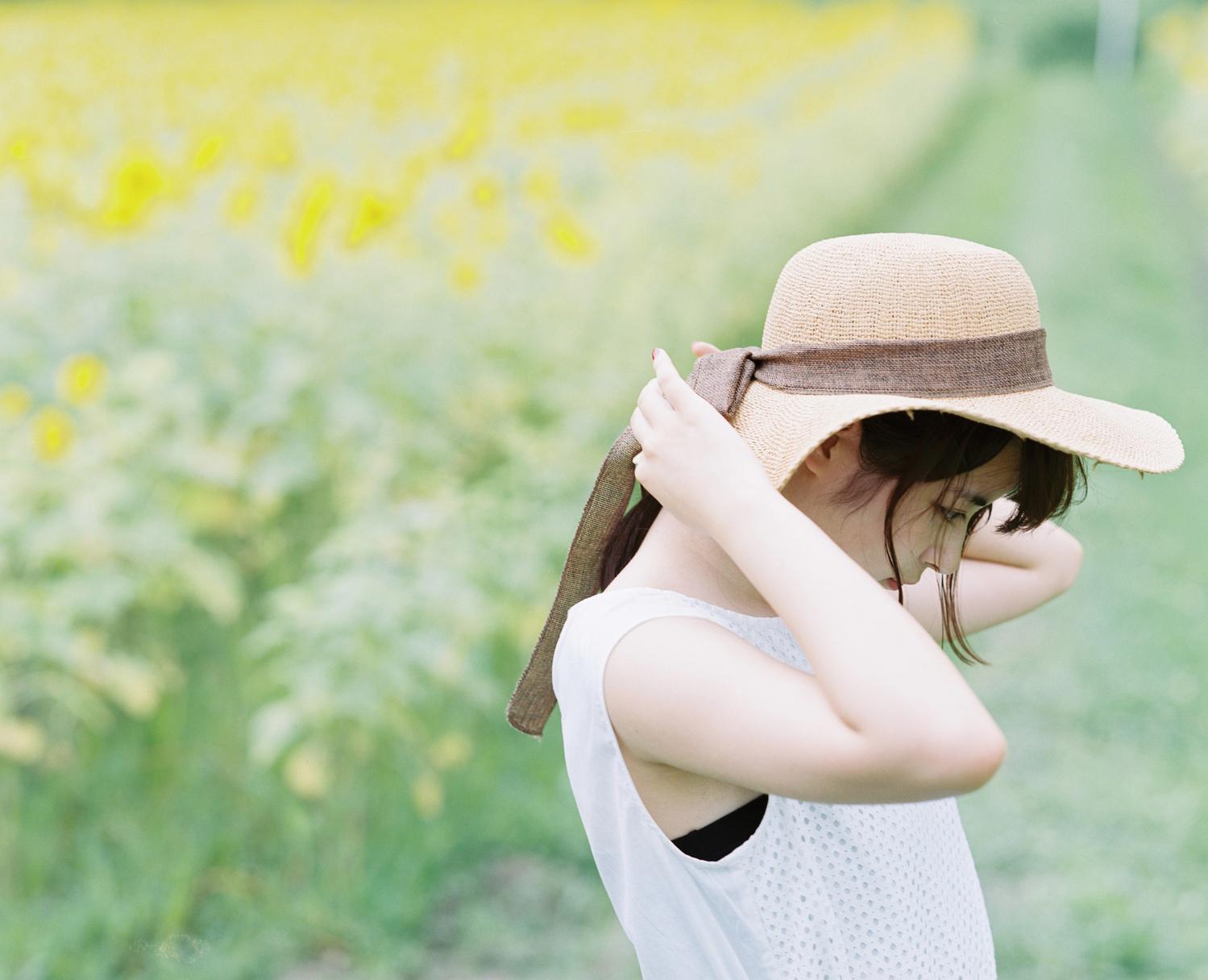 #小まめに帽子を脱ぐ
