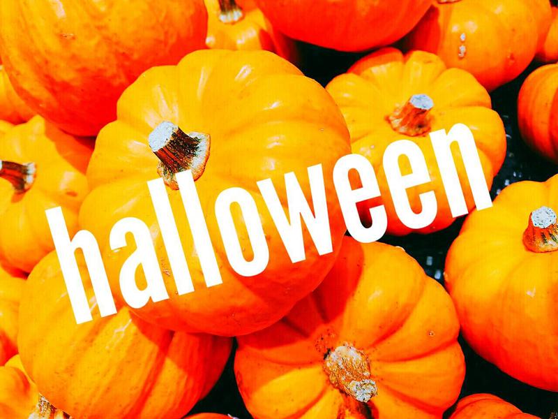 来たる10/31・Halloween