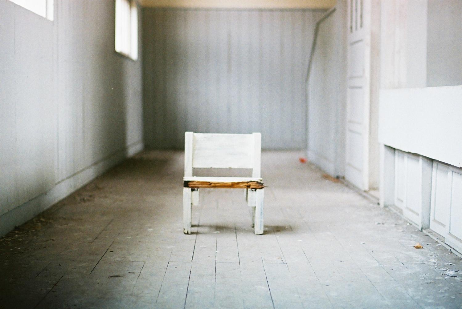 まずは綺麗に座ること