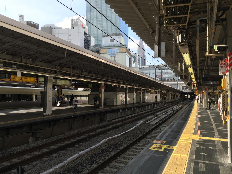 電車通学・通勤の人