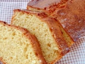 乳製品不使用★ココナッツオイルのパウンドケーキ