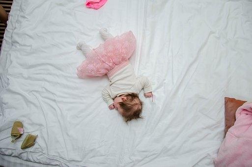 スキンケア完了「おやすみなさい♡」