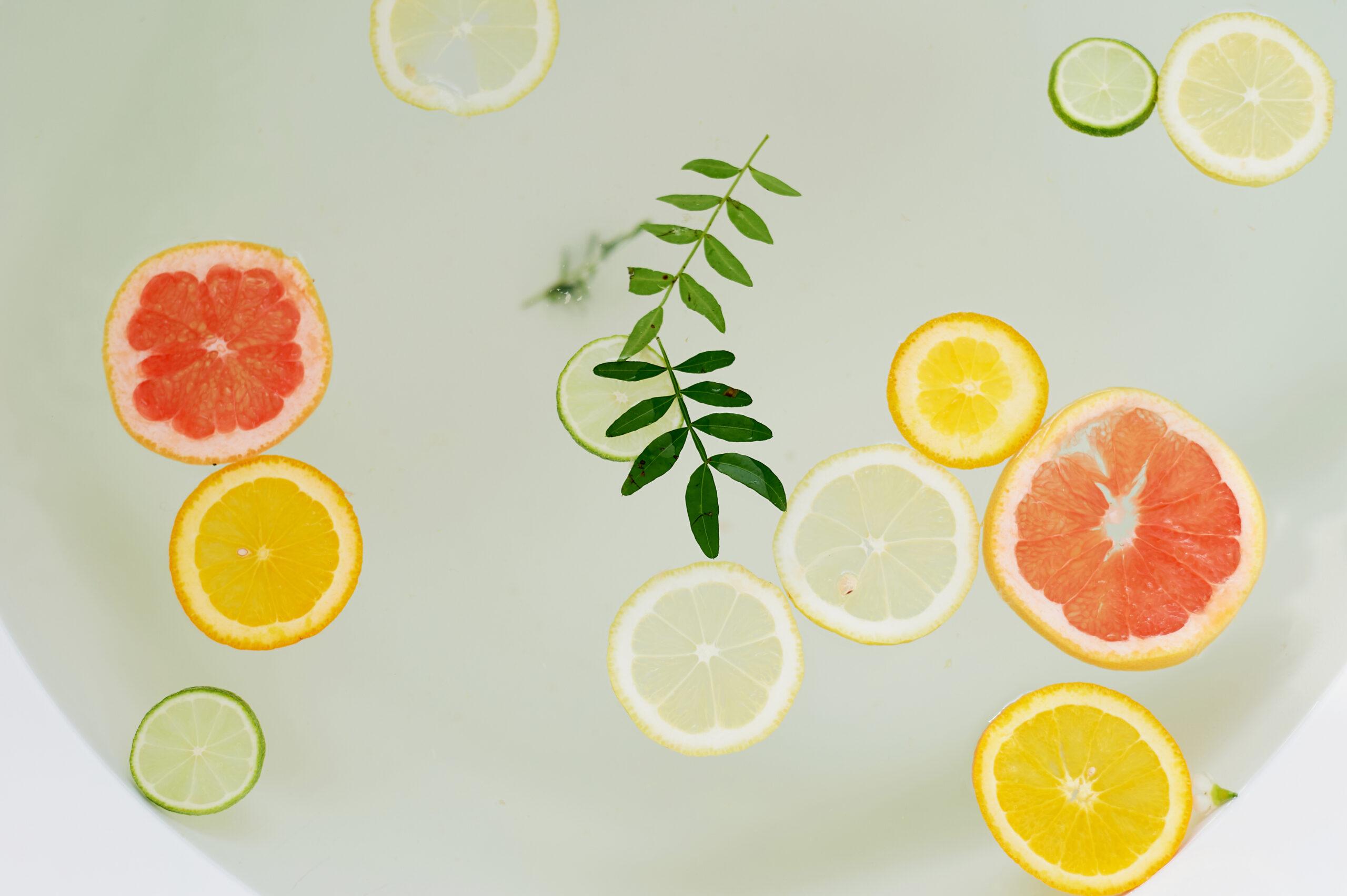花びらや柑橘風呂ってステキ