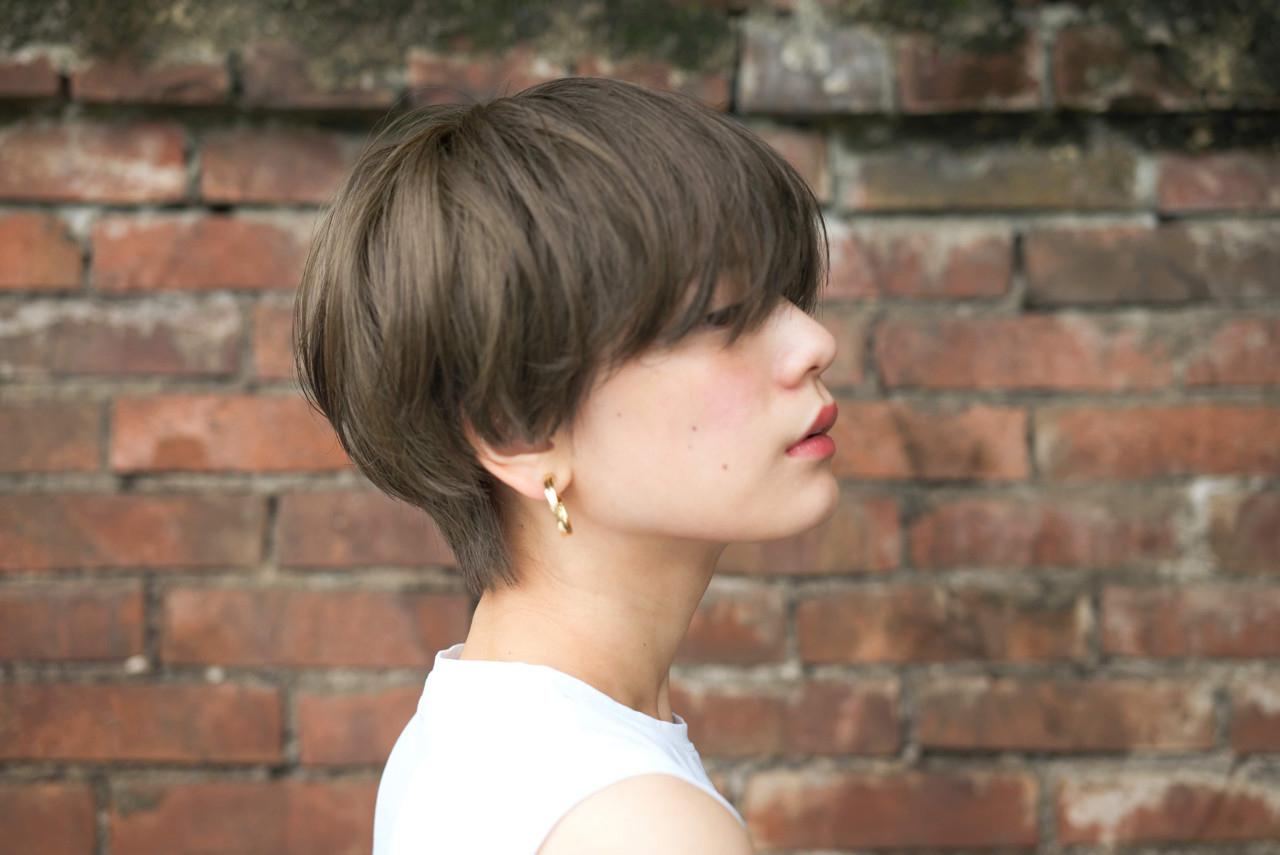前髪、切っちゃおうかな?