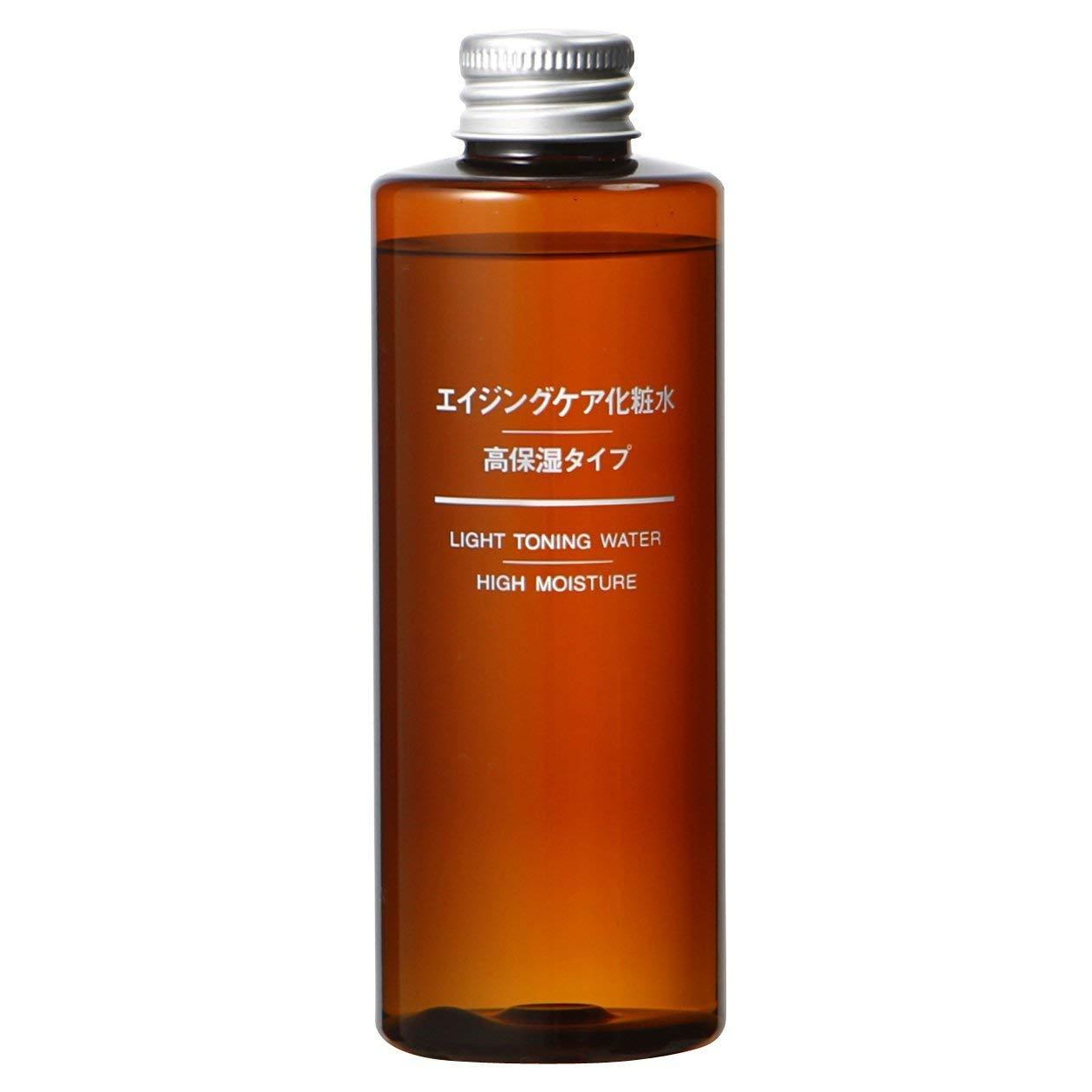 無印良品 エイジングケア化粧水・高保湿タイプ