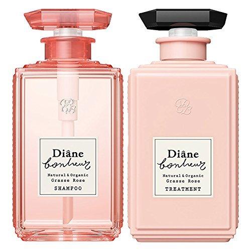 ダイアン ボヌール グラースローズの香り ダメージリペア シャンプー & トリートメント セット