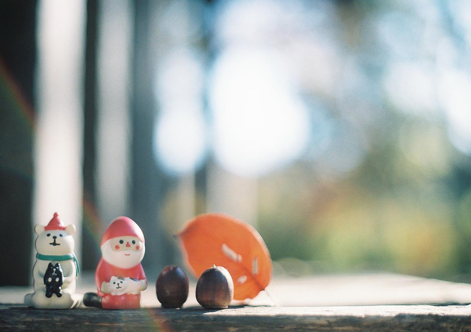 目指せ、クリスマスまでに進度★★★★★