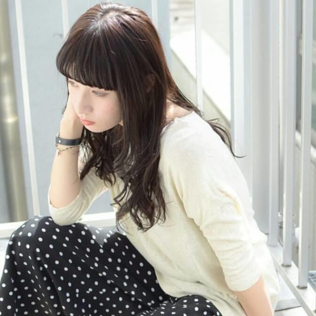 ① What's アホ毛?