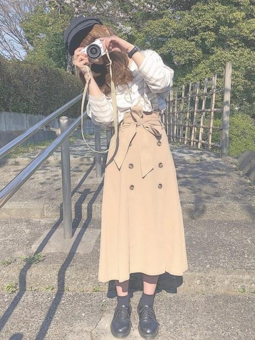 ②スカート