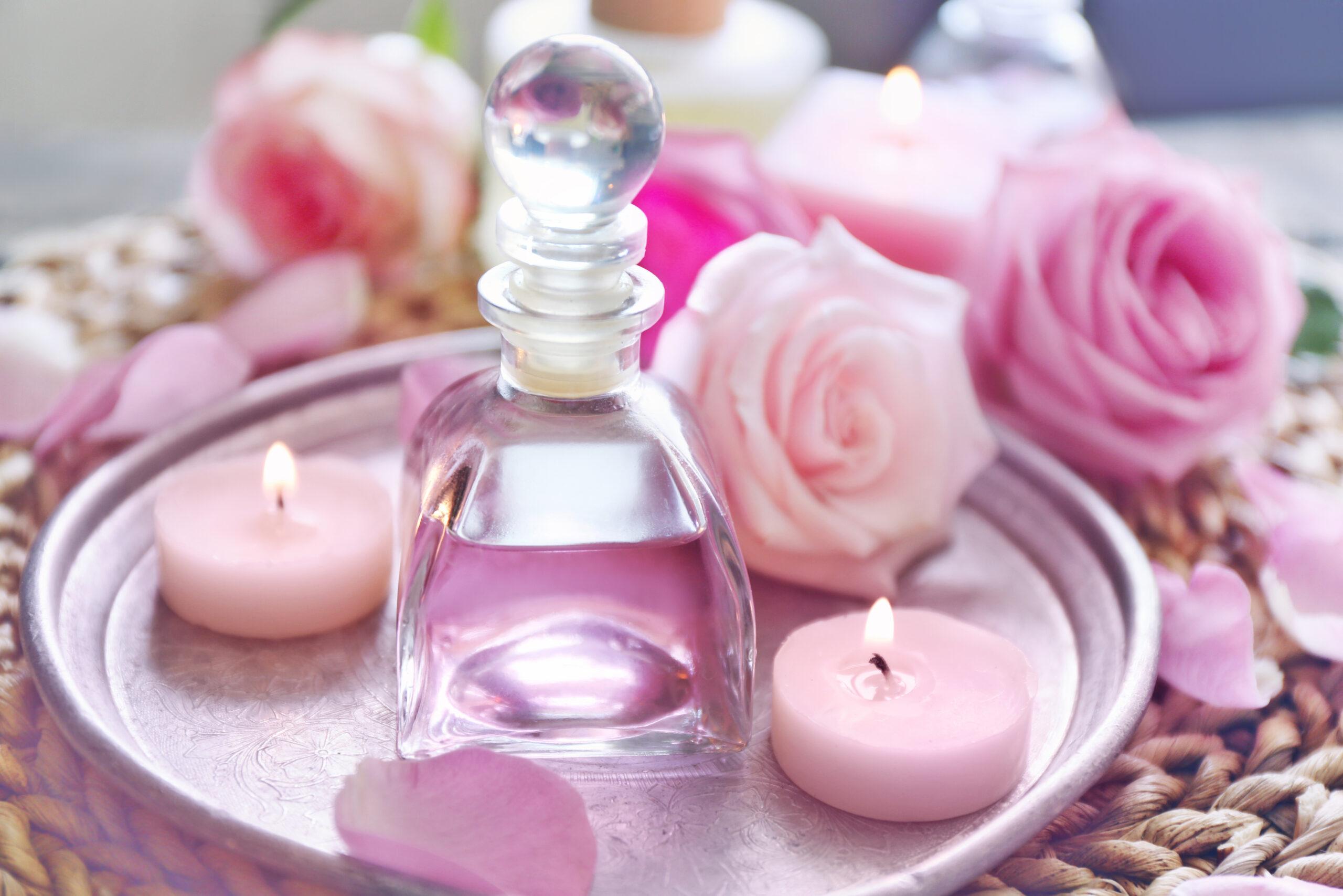 1:アロマでいい香りを漂わせて
