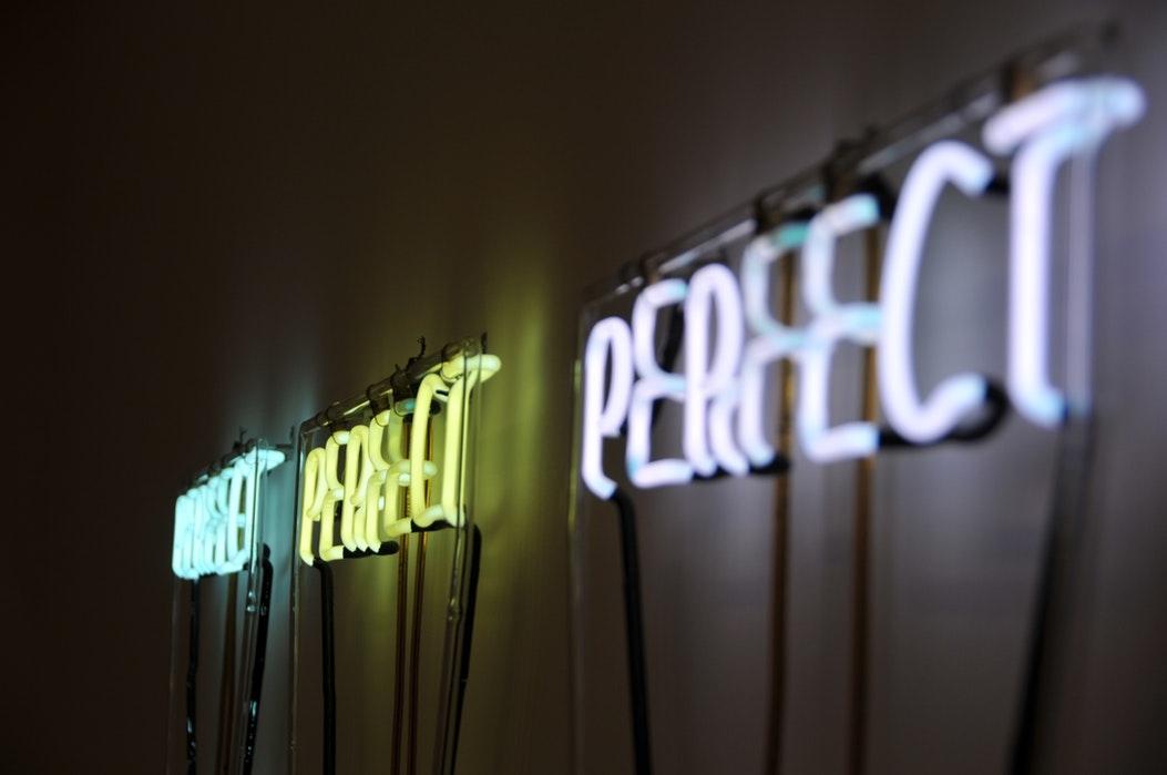 相手に完璧を求めてない?