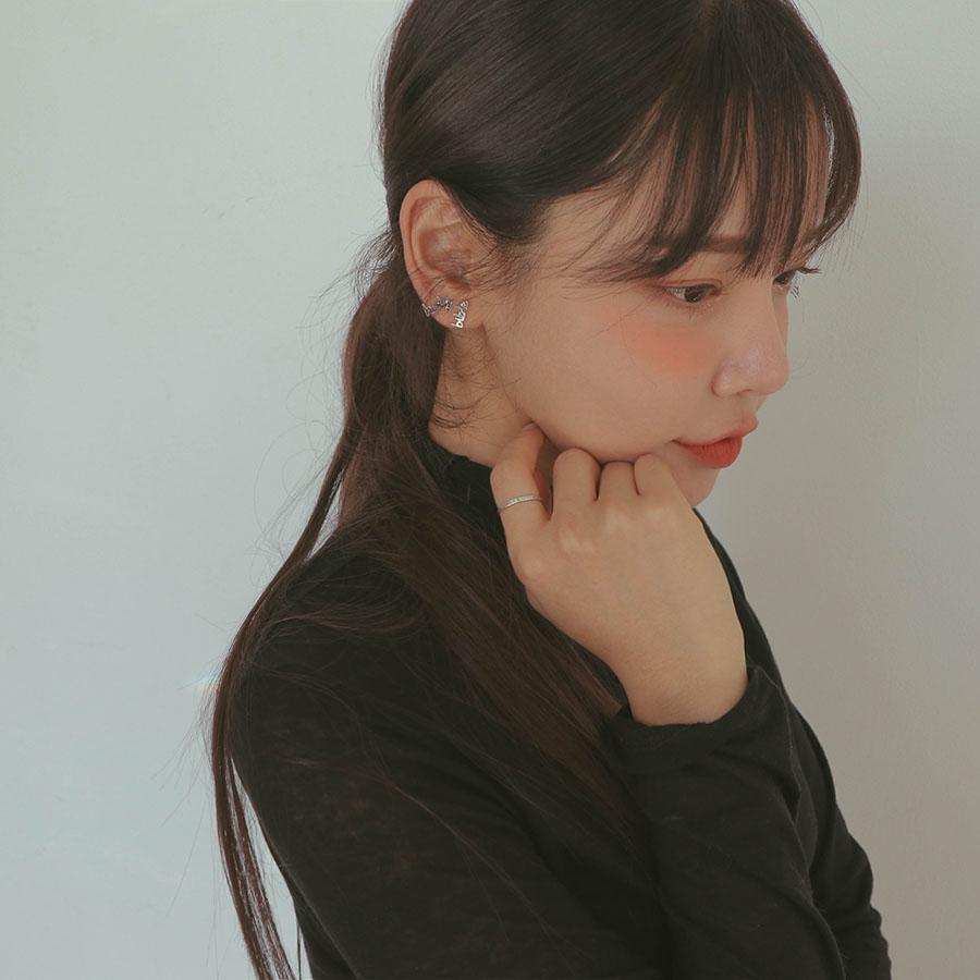 Entry No.1:イヤーロブ(耳たぶ)
