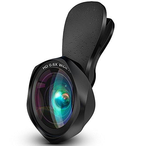 スマホ用カメラレンズ クリップ式レンズ