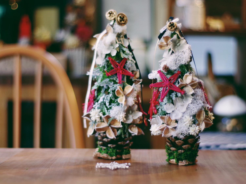「次はクリスマスだね」