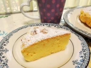 カルトフェルトルテ(おじゃがのケーキ)