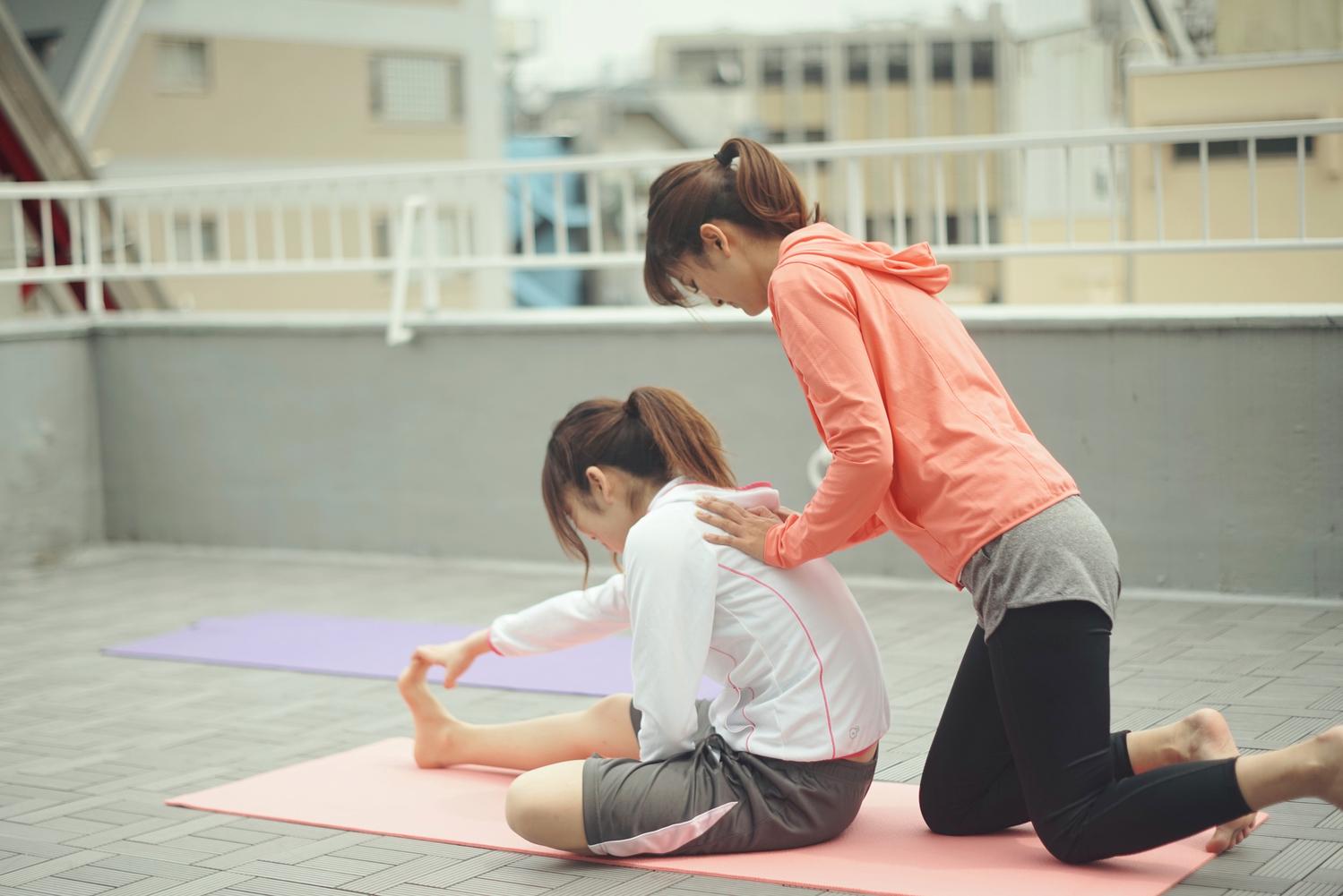 適度な運動やマッサージを