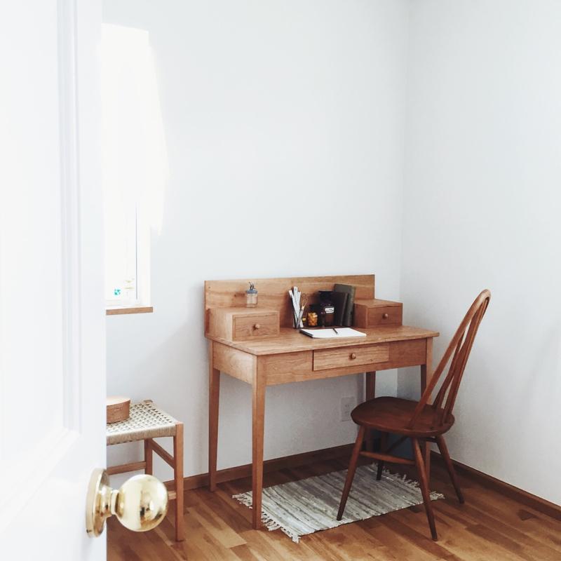 4:机に向かう習慣をつけておく