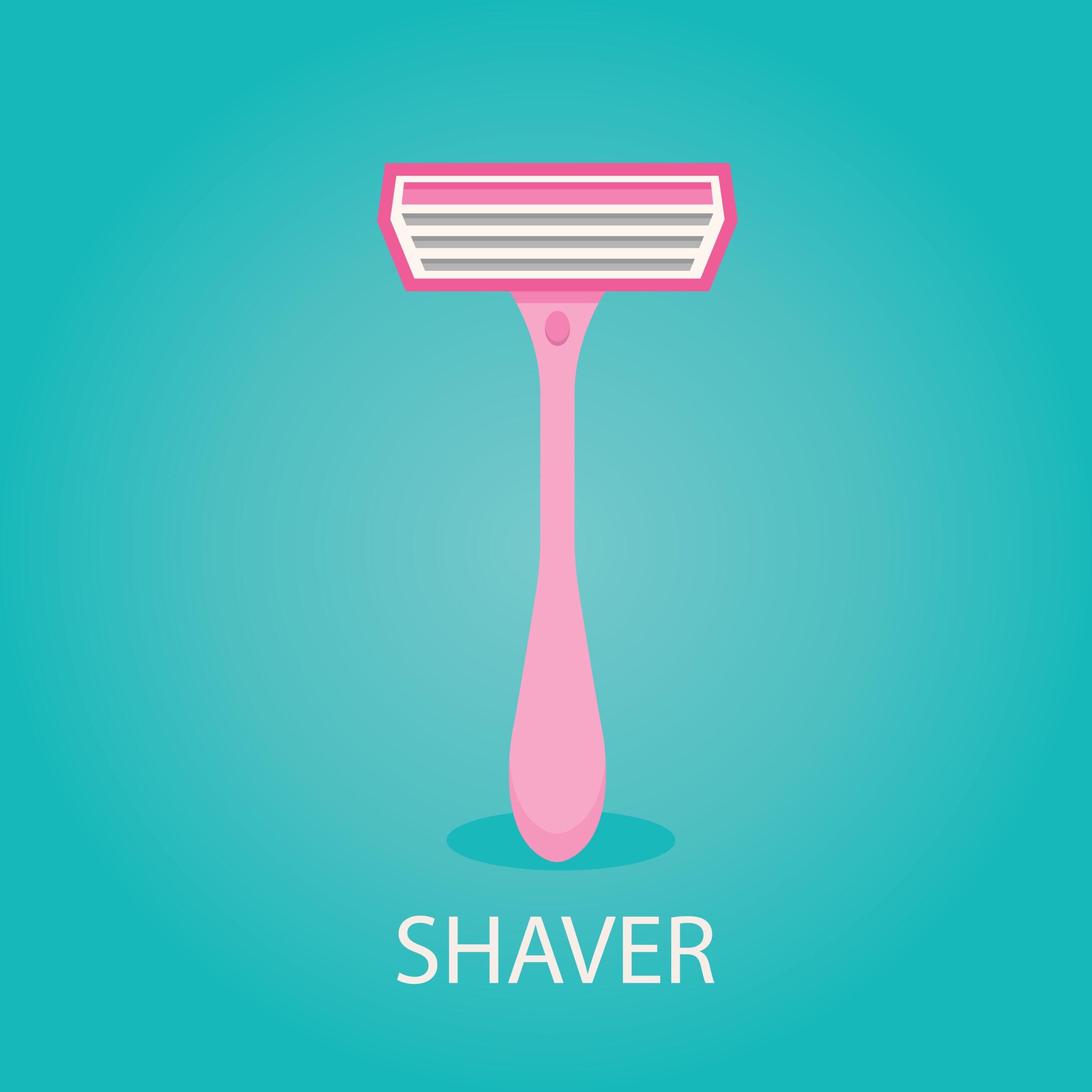 正しい剃り方