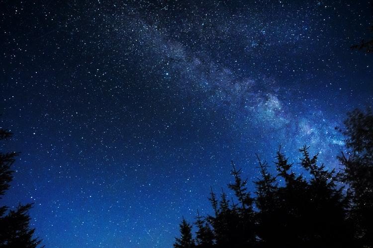 「星が綺麗ですね」