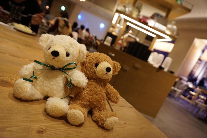 :Teddy bear(べあ姫)