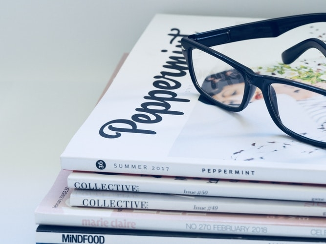 →雑誌を読んでみる