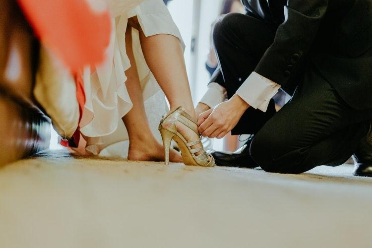 ①靴擦れしにくいデザイン選び