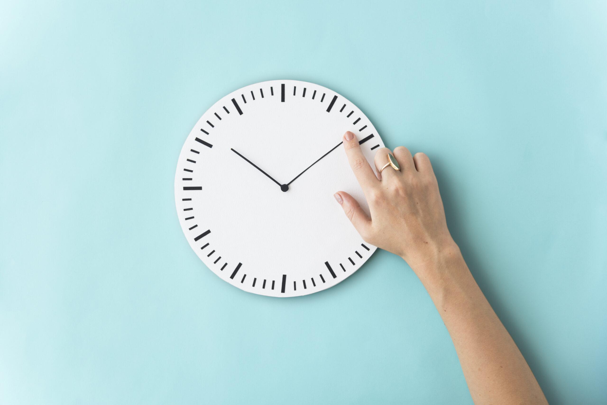 食べる回数、量、時間に気をつける