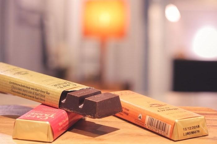 ダークチョコレートを選ぶ