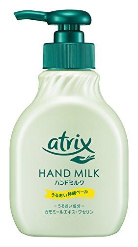 ハンドミルク