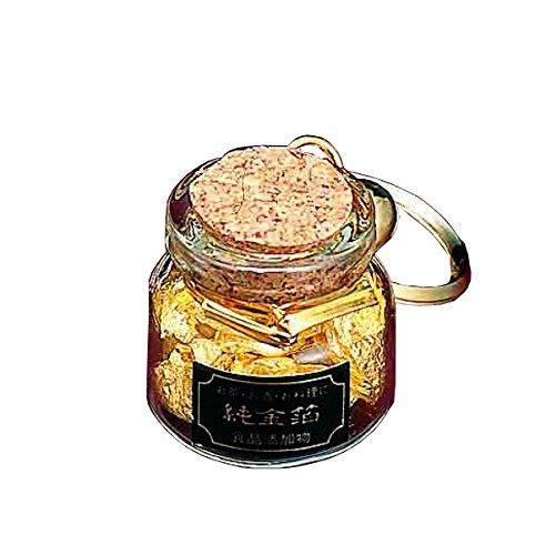 純金箔ビン入