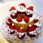 今年は手作りが可愛くない?今から計画したい、絶品クリスマスケーキのレシピ♡《タイプ別》