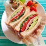 切って乗せて挟むだけ!誰でもできるカフェのような萌え断サンドイッチ10連発