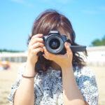 旅行にセルカに。他撮り風自撮りITEMで「写真撮ってください」からバイバイを♡
