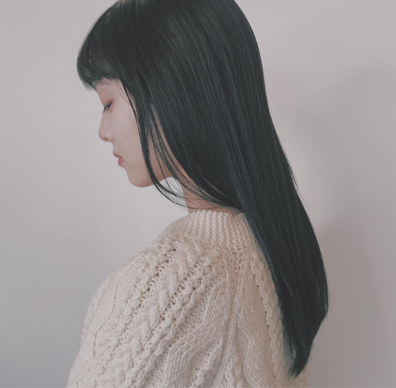 黒髪にも色んな種類がある?〈系統別〉ナリタイが見つかる、黒髪ヘアカタログ