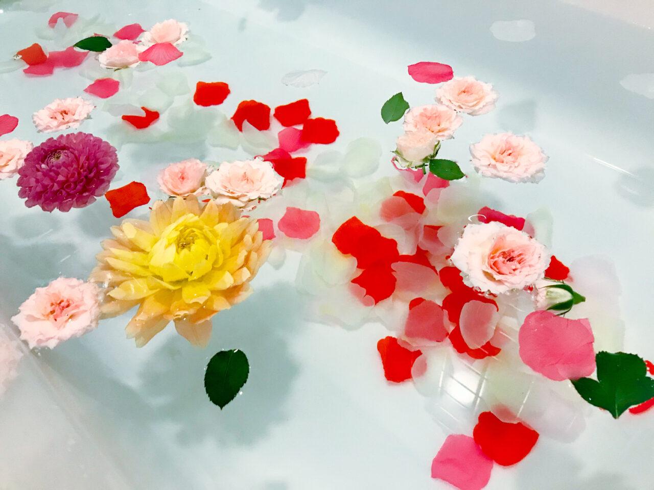 最近湯船、浸かってますか?お風呂のメリット&お供してほしいバスアイテムのお話