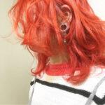 憧れは太陽みたいな女のコ。#アプリコットオレンジヘアが気になる~♡