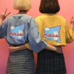 双子コーデも韓国ファッションが旬?mixxmixのお洋服でオルチャン感出してこ〜