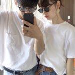 【保存版】誰が見てもお洒落なペアルックに。夏に彼氏と着たいTシャツブランド10選♡